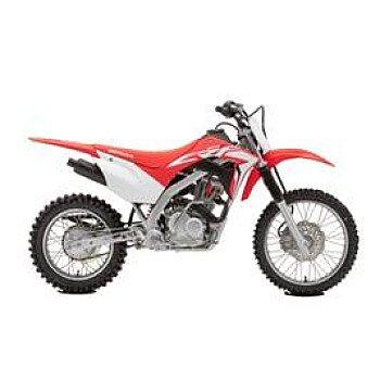 2019 Honda CRF125F for sale 200722531