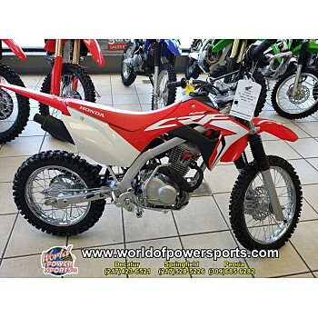 2019 Honda CRF125F for sale 200769933