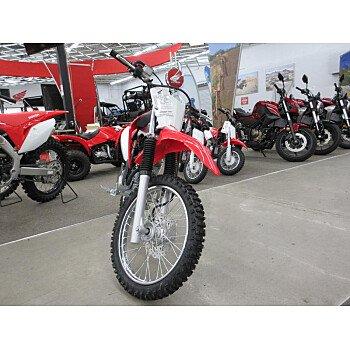 2019 Honda CRF125F for sale 200781803