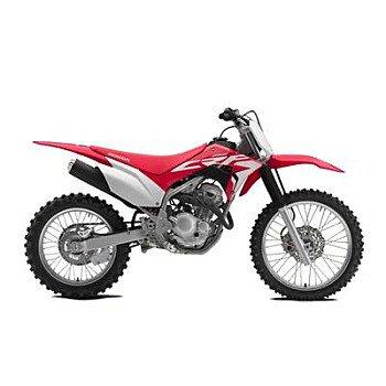 2019 Honda CRF250F for sale 200701137