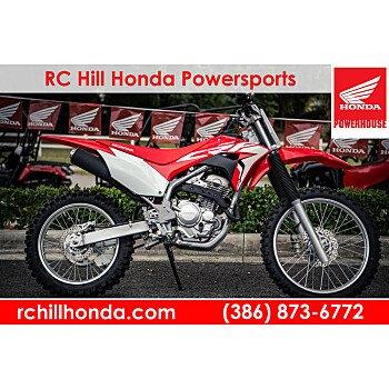 2019 Honda CRF250F for sale 200712812