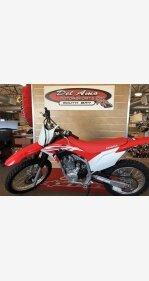 2019 Honda CRF250F for sale 200713930