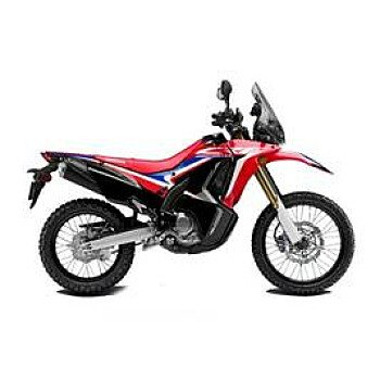 2019 Honda CRF250L for sale 200748652