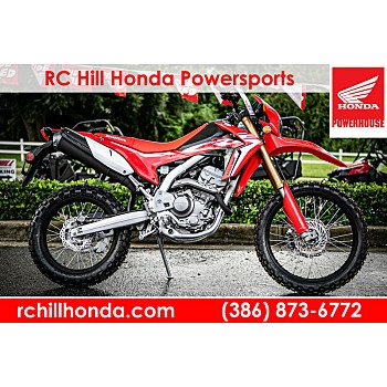 2019 Honda CRF250L for sale 200758625