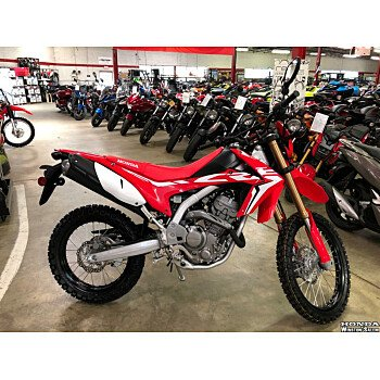 2019 Honda CRF250L for sale 200761785