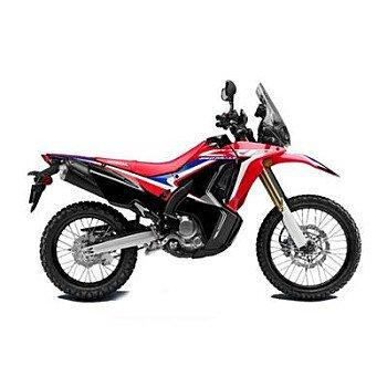 2019 Honda CRF250L for sale 200762076