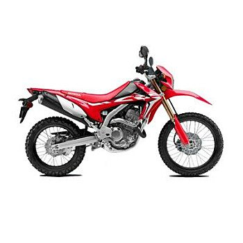 2019 Honda CRF250L for sale 200772011