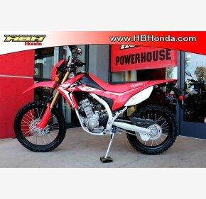 2019 Honda CRF250L for sale 200775524
