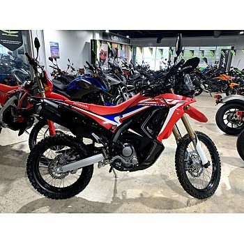 2019 Honda CRF250L for sale 200791990