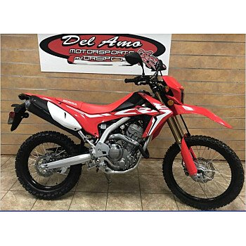 2019 Honda CRF250L for sale 200794023