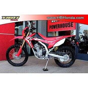2019 Honda CRF250L for sale 200802156