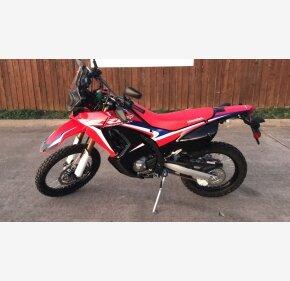 2019 Honda CRF250L for sale 200852370