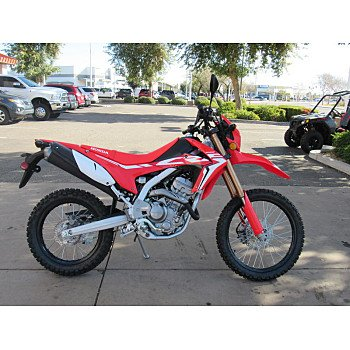 2019 Honda CRF250L for sale 200860688