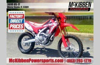 2019 Honda CRF250L for sale 200898668