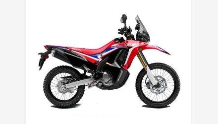 2019 Honda CRF250L for sale 200920006