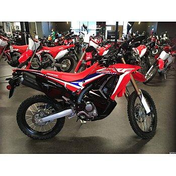 2019 Honda CRF250L for sale 200931083