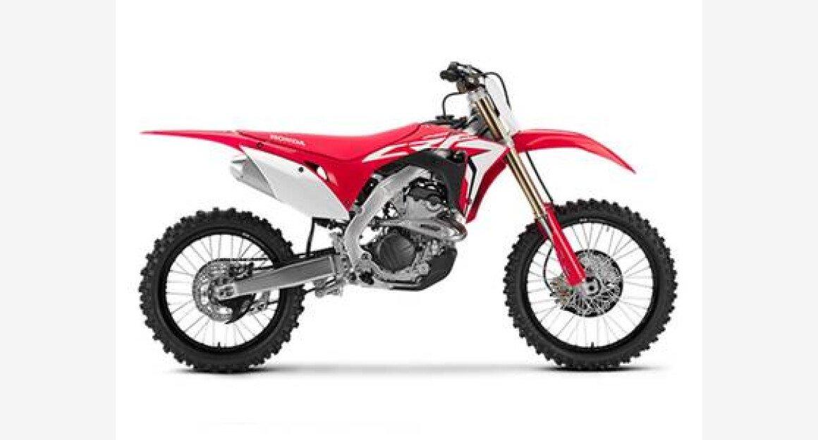 2019 Honda CRF250R for sale 200663344