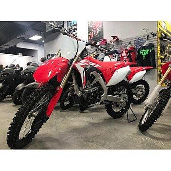 2019 Honda CRF250R for sale 200668360
