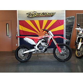 2019 Honda CRF250R for sale 200672661