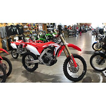 2019 Honda CRF250R for sale 200710392