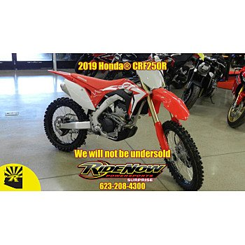 2019 Honda CRF250R for sale 200705142