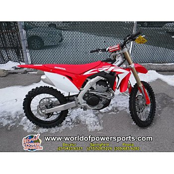 2019 Honda CRF250R for sale 200709433