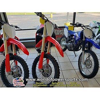 2019 Honda CRF250R for sale 200711674