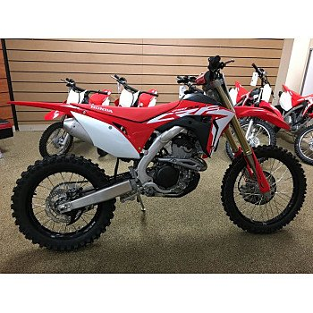 2019 Honda CRF250R for sale 200737850