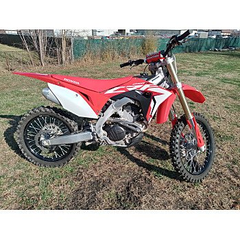 2019 Honda CRF250R for sale 201007544