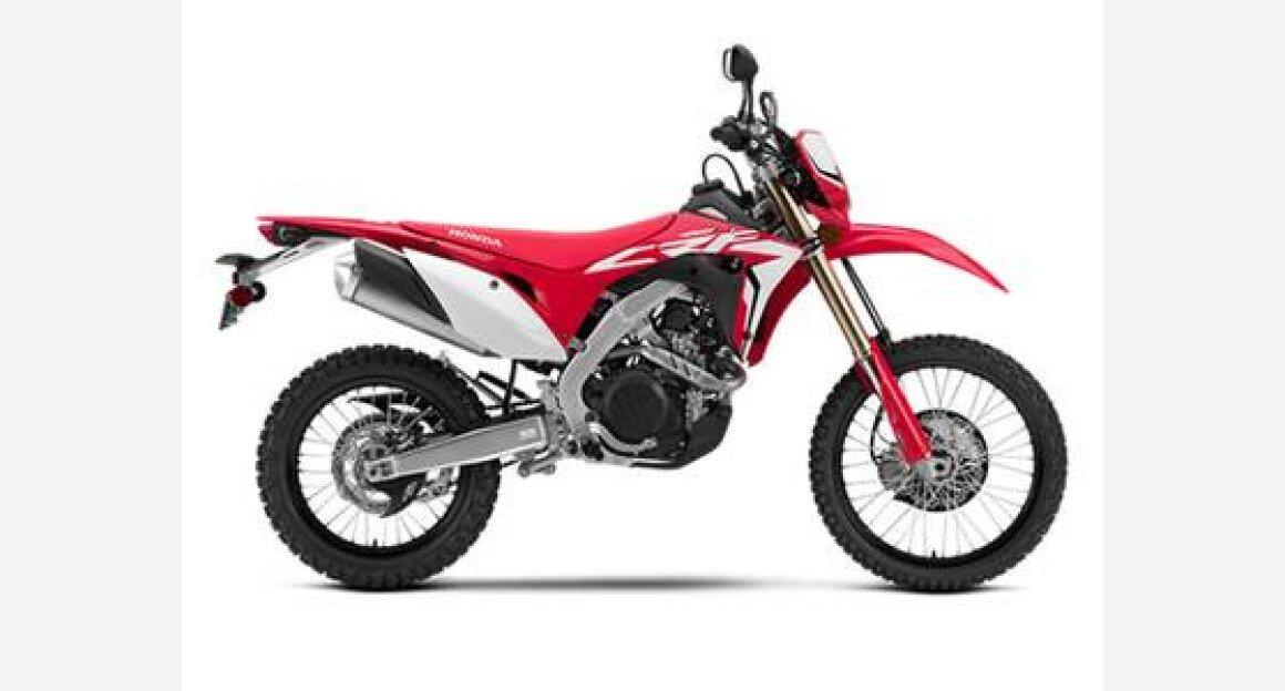 2019 Honda CRF450L for sale 200647075