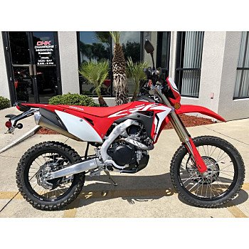 2019 Honda CRF450L for sale 200652771