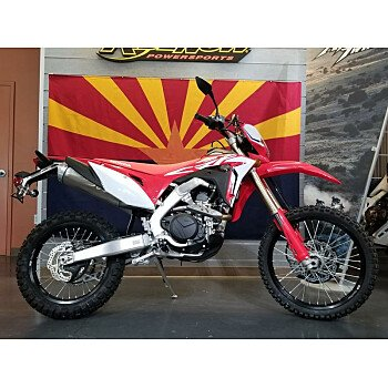 2019 Honda CRF450L for sale 200657065