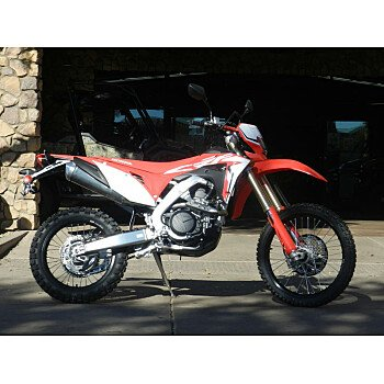 2019 Honda CRF450L for sale 200690529