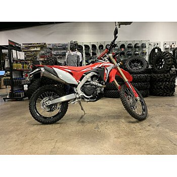 2019 Honda CRF450L for sale 200631161