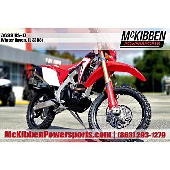 2019 Honda CRF450L for sale 200632021