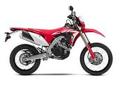 2019 Honda CRF450L for sale 200635082