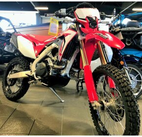 2019 Honda CRF450L for sale 200668203
