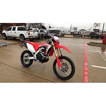 2019 Honda CRF450L for sale 200678036