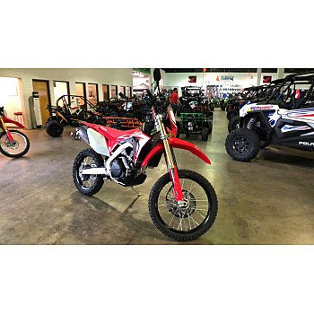 2019 Honda CRF450L for sale 200681005