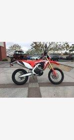 2019 Honda CRF450L for sale 200708900