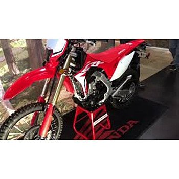 2019 Honda CRF450L for sale 200740676