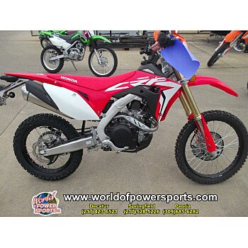 2019 Honda CRF450L for sale 200753402