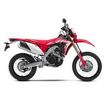 2019 Honda CRF450L for sale 200802051