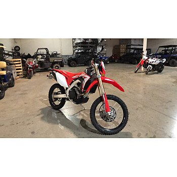 2019 Honda CRF450L for sale 200832581