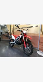 2019 Honda CRF450L for sale 200882113