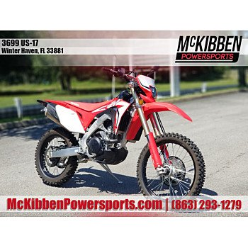2019 Honda CRF450L for sale 200912852
