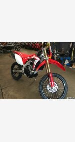 2019 Honda CRF450L for sale 200924465