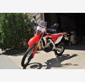 2019 Honda CRF450L for sale 200930192