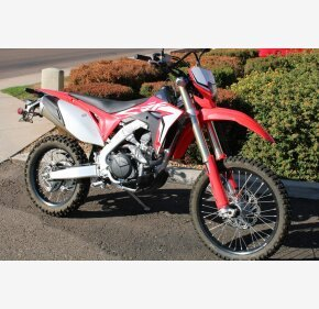 2019 Honda CRF450L for sale 201004004