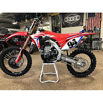 2019 Honda CRF450R for sale 200585998